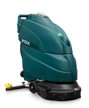 Locação de Lavadora de Piso Fox Alfa Tennant