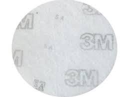 Disco branco 3m lustrador super polish tamanho 350