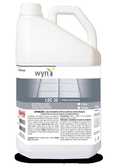 LDC 30 ( Removedor de cimento pos obra