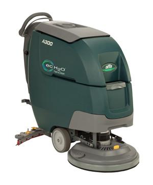 Locação lavadora de piso a bateria a300