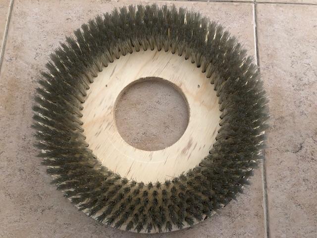Escova  lavar Schueler 410 com flange