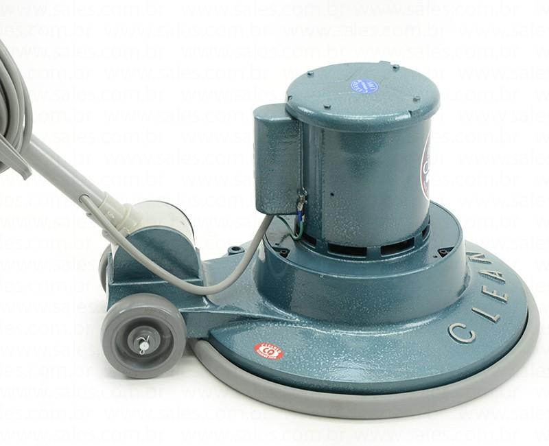 Enceradeira industrial modelo CL 400 110V