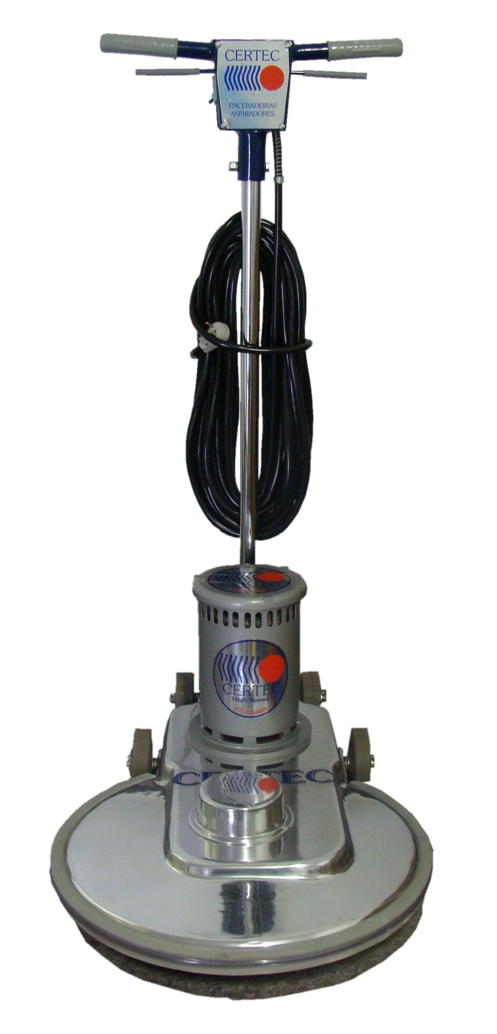 Locação POLIDORA UHS HIGH SPEED 220V 2400 RPM CERTEC