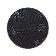 Disco preto 3m removedor tamanho 380